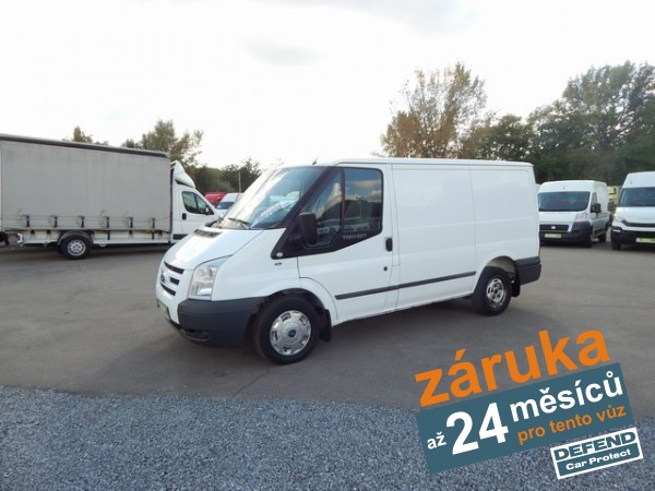 FORD: bazar, dodávky a užitkové vozy a vozidlaFORD | Dodávky Brno