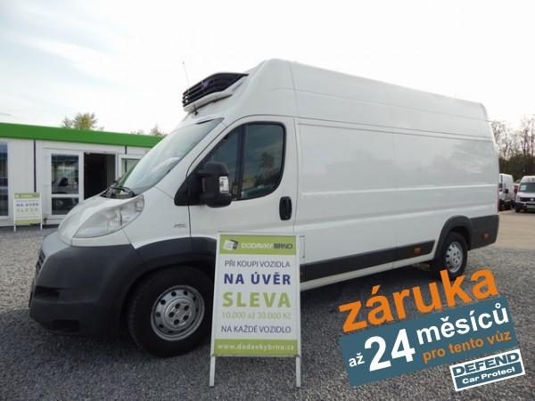FIAT: bazar, dodávky a užitkové vozy a vozidlaFIAT | Dodávky Brno