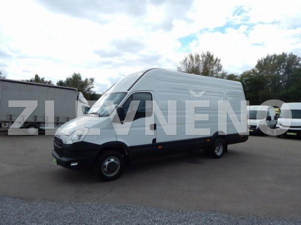 IVECO: bazar, dodávky a užitkové vozy a vozidlaIVECO | Dodávky Brno