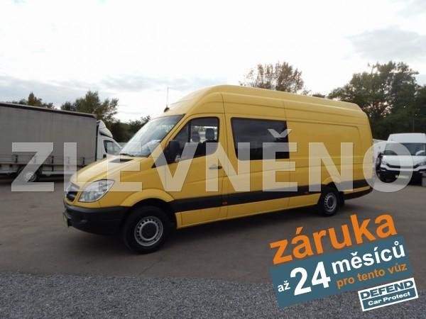 MERCEDES BENZ: bazar, dodávky a užitkové vozy a vozidlaMERCEDES BENZ | Dodávky Brno