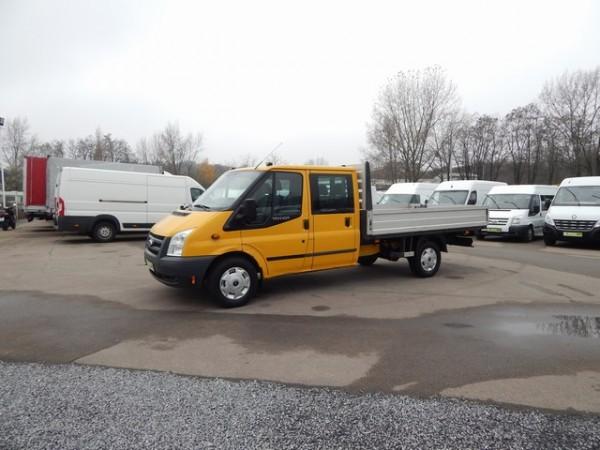 FORD: bazar, dodávky a užitkové vozy a vozidlaFORD   Dodávky Brno